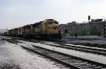 ATSF 3837, 3812, and 3820